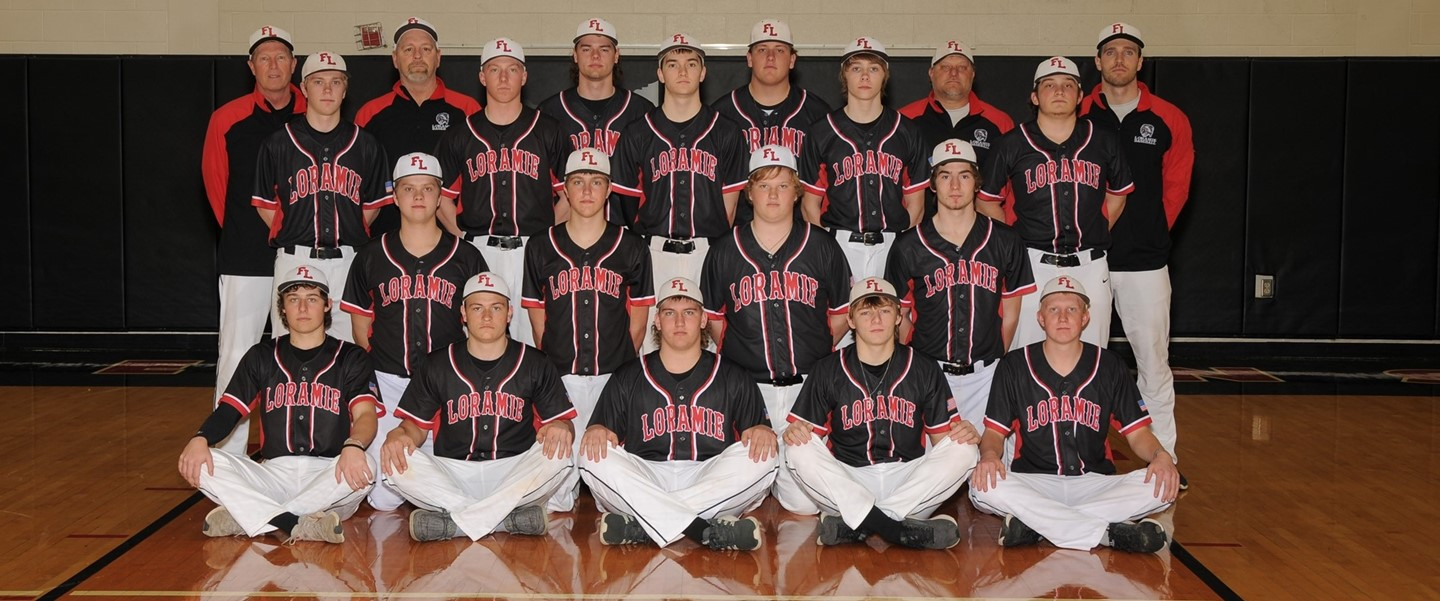 HS Baseball Team Picture