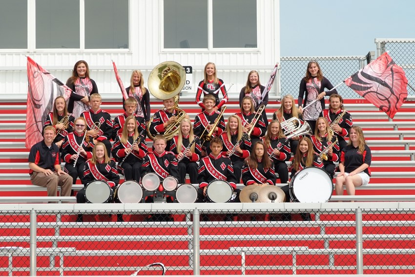 Band Group Picture